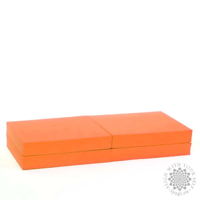Yoga foam block 250 x 200 x 38 mm