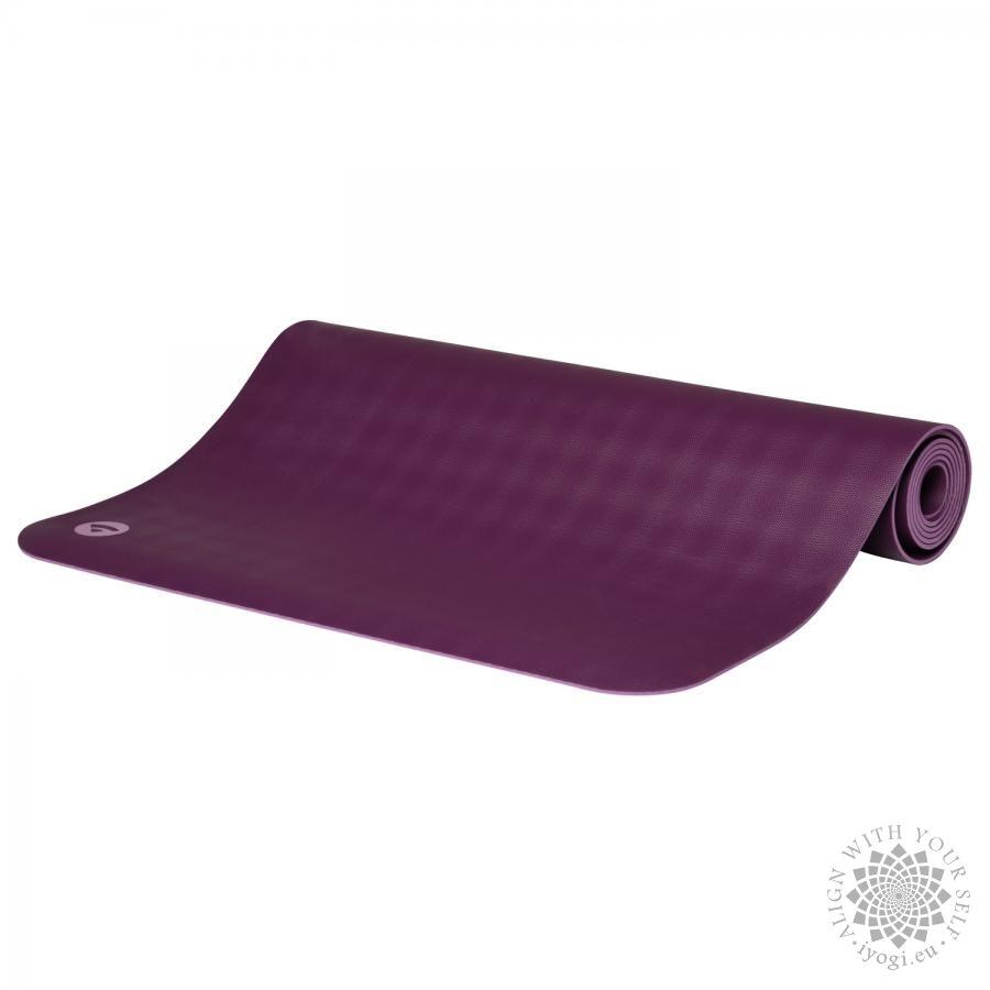 ECOPRO XL mat - natural rubber violet