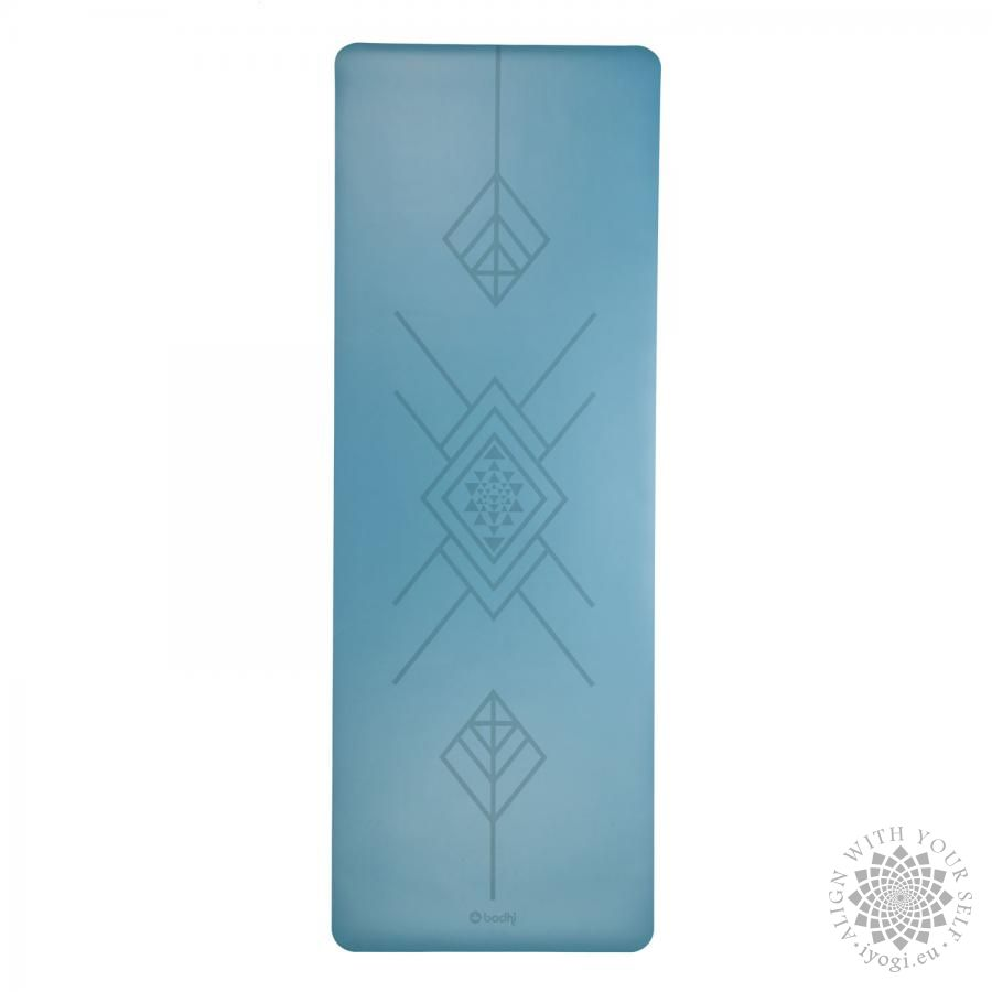 Bodhi PHOENIX Design Mat, blue with Tribalign