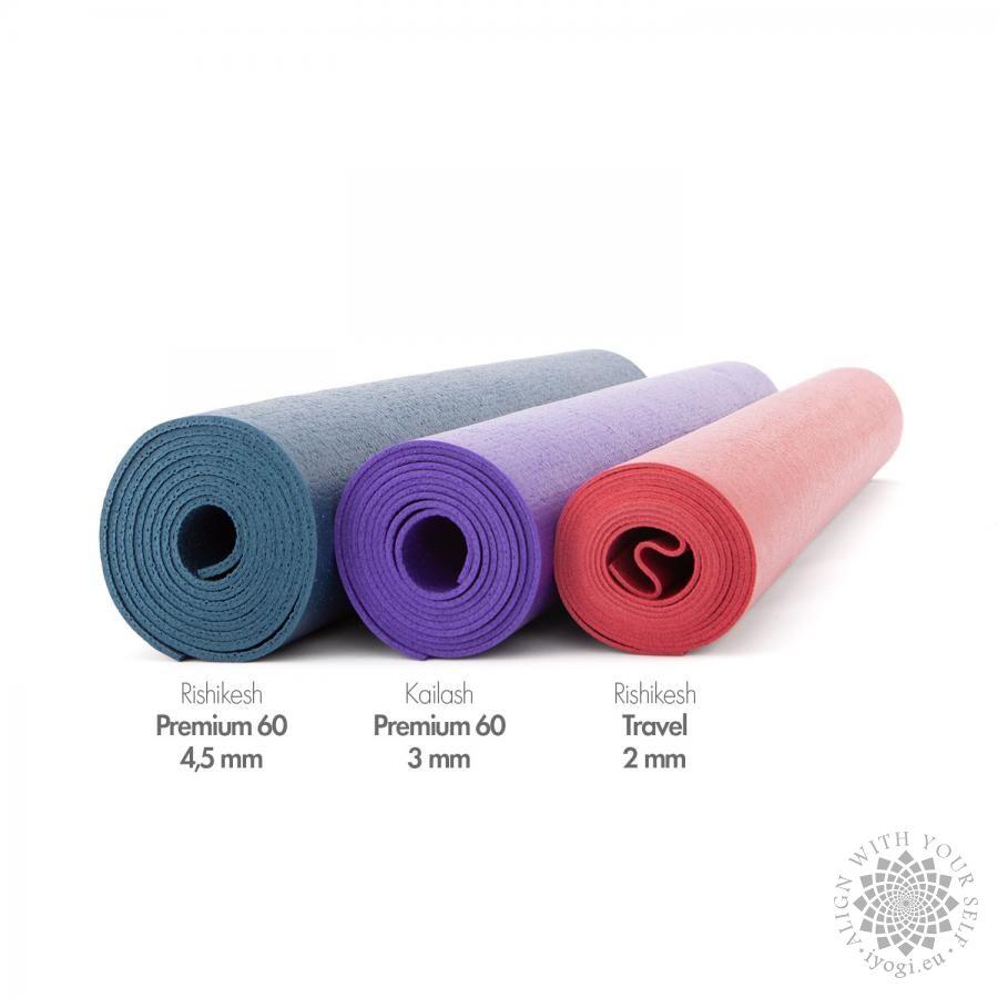 Bodhi Rishikesh Travel XL Yoga Mat