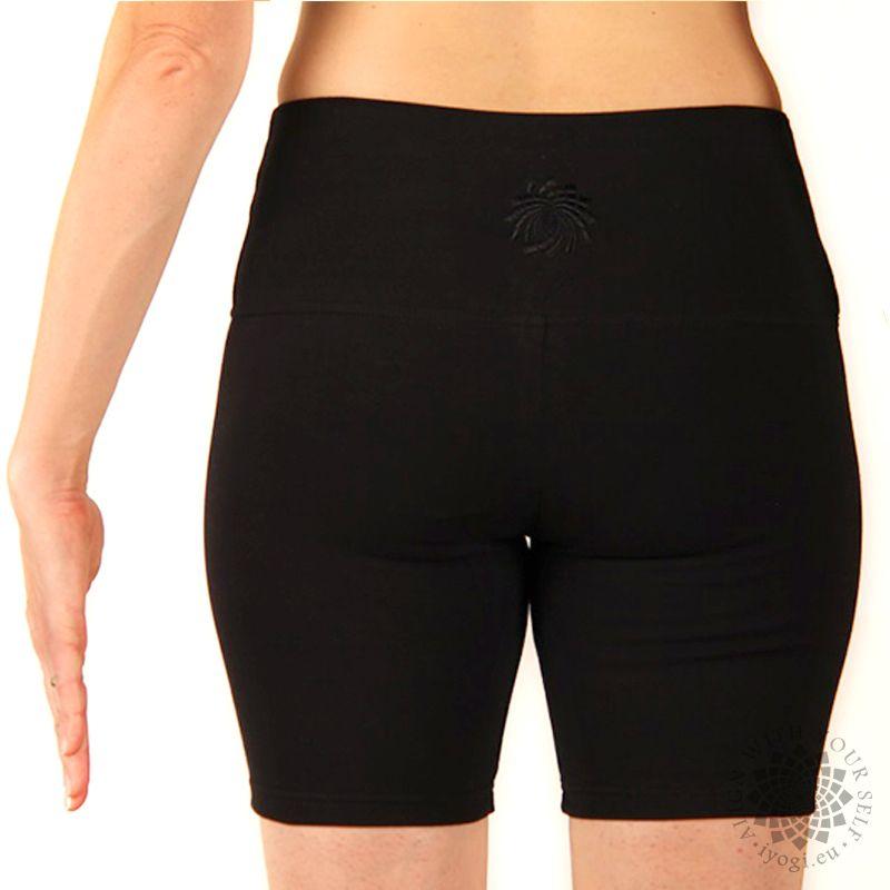 iyogi Women yoga shorts - black