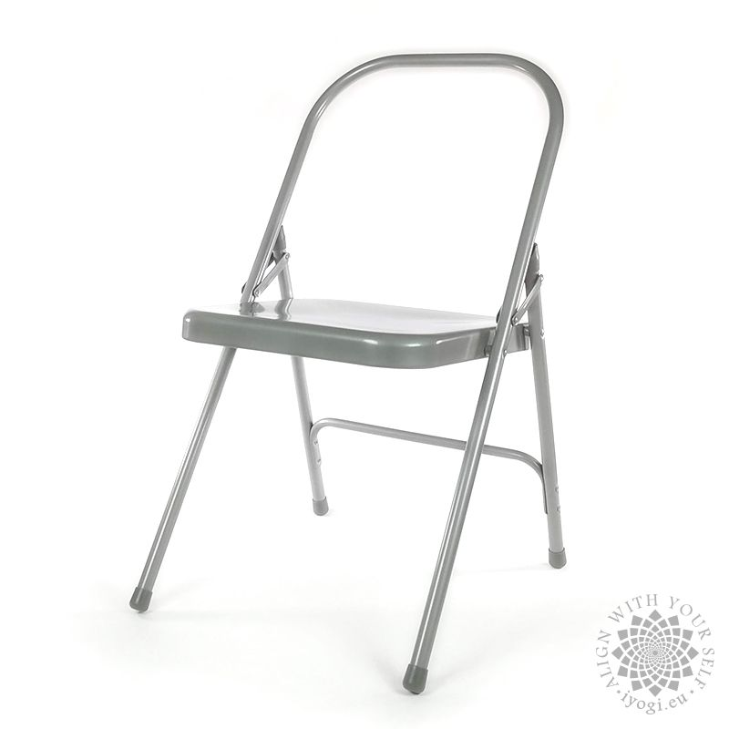 Yoga chair - color silver