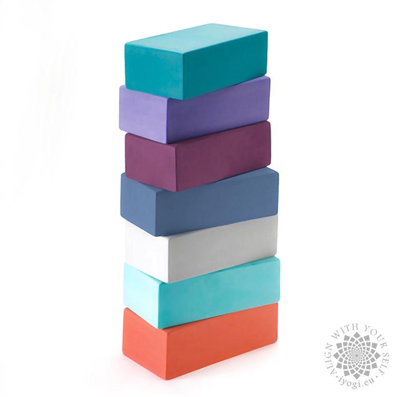 Foam Yoga block (brick)