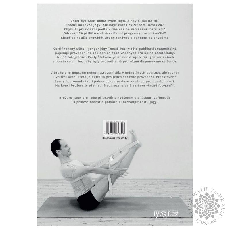 Začínáme cvičit jógu - T. Petr, P.Štefková