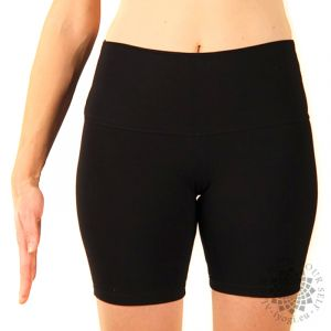 iyogi Women yoga shorts - black